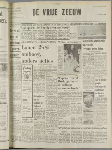 de Vrije Zeeuw 1974-02-05