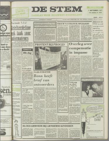 de Stem 1977-09-07
