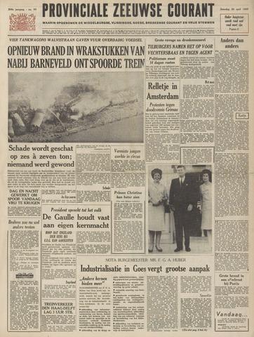 Provinciale Zeeuwse Courant 1963-04-20