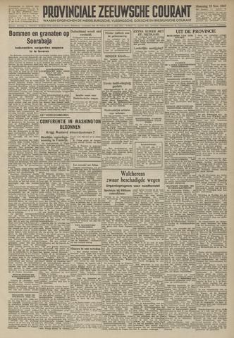 Provinciale Zeeuwse Courant 1945-11-12