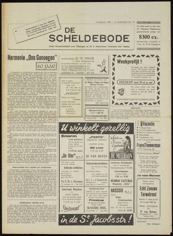 Scheldebode 1950-08-04