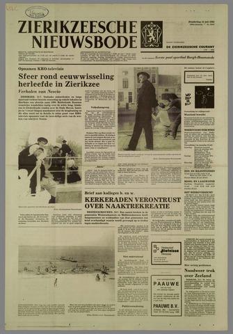 Zierikzeesche Nieuwsbode 1982-07-15