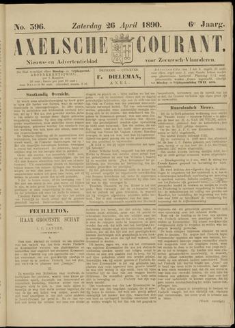 Axelsche Courant 1890-04-26