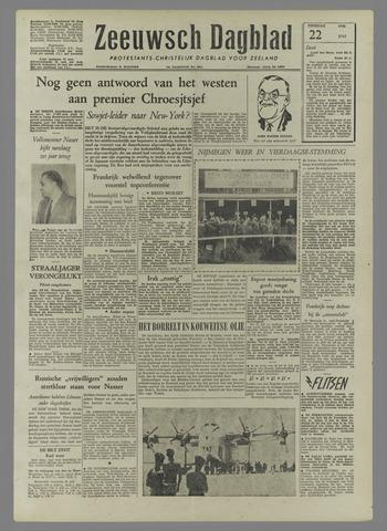 Zeeuwsch Dagblad 1958-07-22