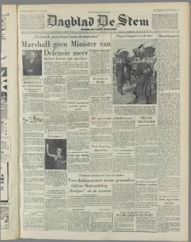 de Stem 1951-09-13