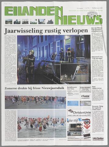 Eilanden-nieuws. Christelijk streekblad op gereformeerde grondslag 2009