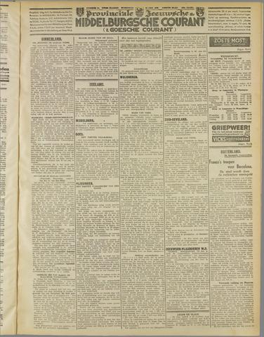 Middelburgsche Courant 1939-01-25