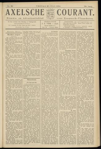 Axelsche Courant 1934-07-20
