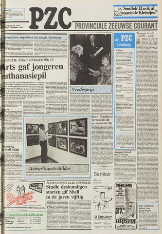 Provinciale Zeeuwse Courant 1987-10-09