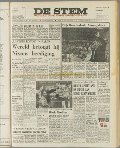 de Stem 1973-01-22