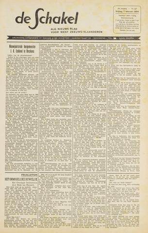 De Schakel 1964-02-07