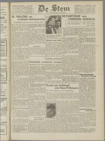 de Stem 1946-08-05