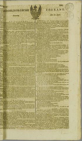 Middelburgsche Courant 1817-04-12