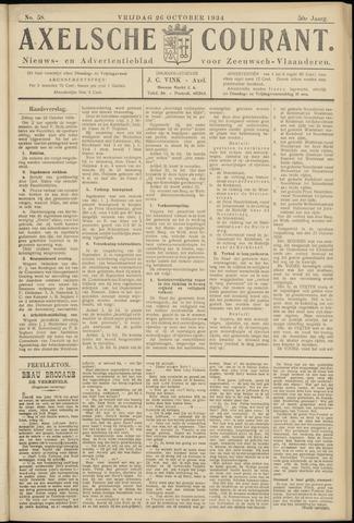 Axelsche Courant 1934-10-26