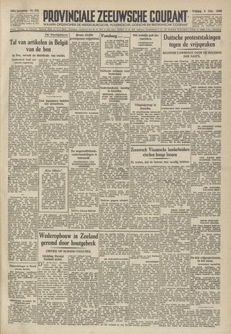 Provinciale Zeeuwse Courant 1946-10-04
