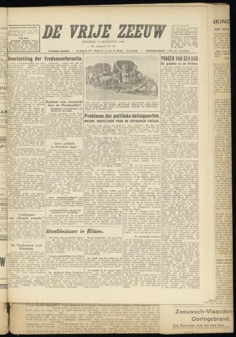 de Vrije Zeeuw 1946-08-13