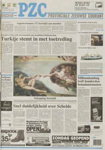 Provinciale Zeeuwse Courant 1999-12-11