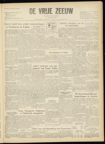 de Vrije Zeeuw 1956-01-23