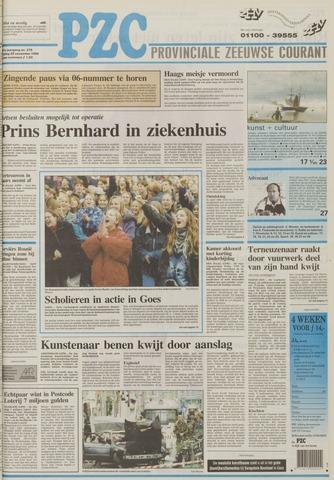 Provinciale Zeeuwse Courant 1994-11-25