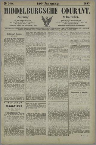 Middelburgsche Courant 1883-12-08