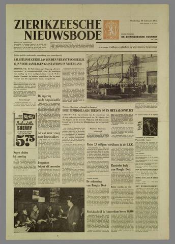 Zierikzeesche Nieuwsbode 1972-02-10