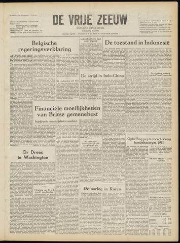de Vrije Zeeuw 1952-01-23