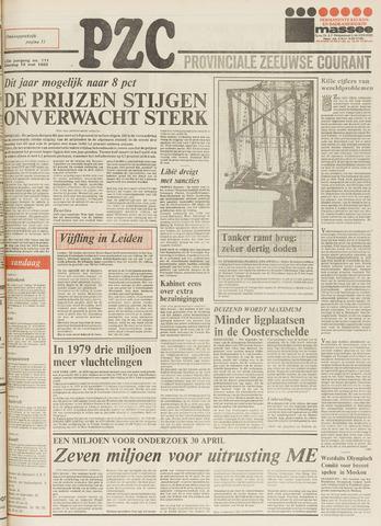 Provinciale Zeeuwse Courant 1980-05-10