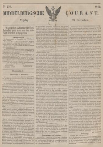 Middelburgsche Courant 1869-12-24