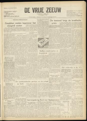 de Vrije Zeeuw 1956-04-07