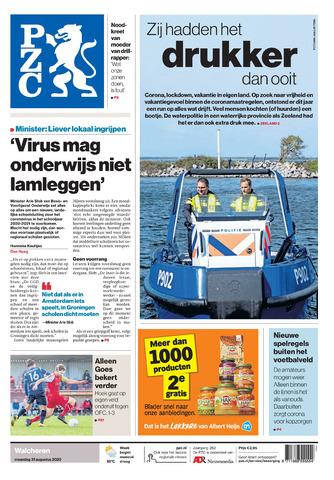 Provinciale Zeeuwse Courant 2020-08-31