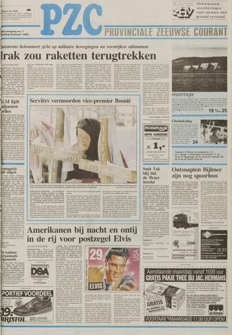 Provinciale Zeeuwse Courant 1993-01-09