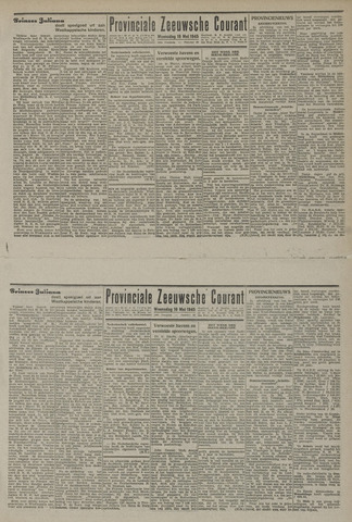 Provinciale Zeeuwse Courant 1945-05-16