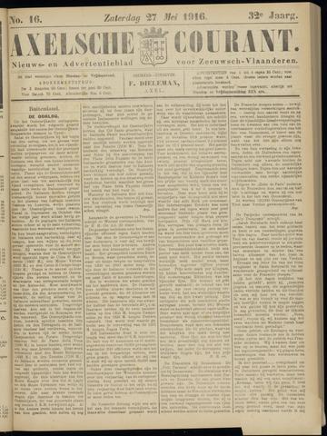 Axelsche Courant 1916-05-27