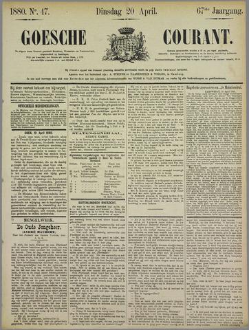 Goessche Courant 1880-04-20