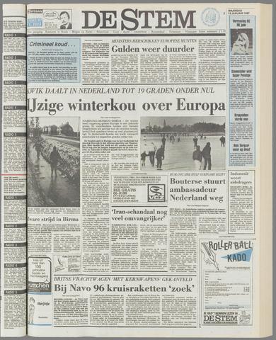 de Stem 1987-01-12
