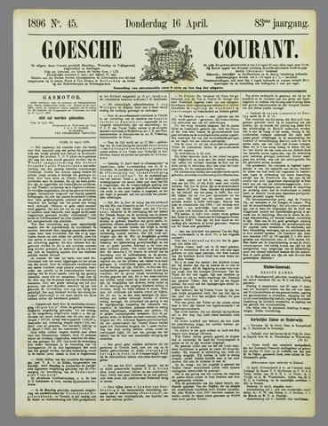 Goessche Courant 1896-04-16