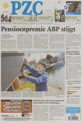 Provinciale Zeeuwse Courant 2009-03-31
