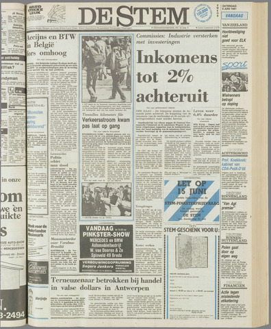 de Stem 1981-06-06