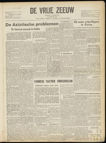 de Vrije Zeeuw 1951-03-13