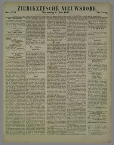 Zierikzeesche Nieuwsbode 1882-05-11
