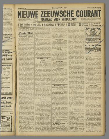 Nieuwe Zeeuwsche Courant 1921-05-21