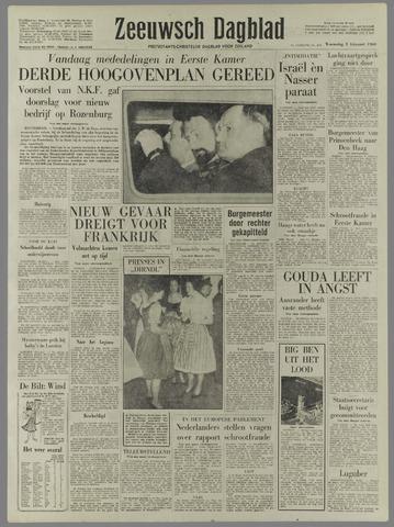 Zeeuwsch Dagblad 1960-02-03