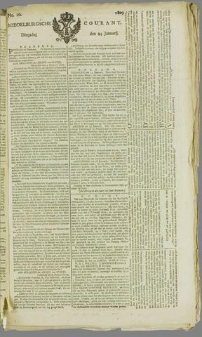 Middelburgsche Courant 1809-01-24