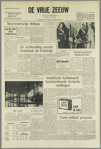 de Vrije Zeeuw 1964-11-14