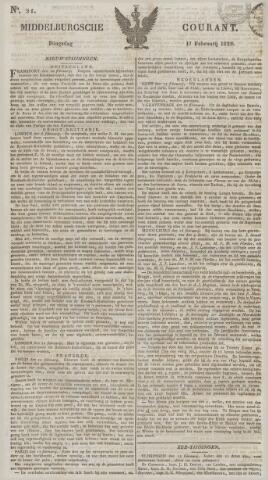 Middelburgsche Courant 1829-02-17