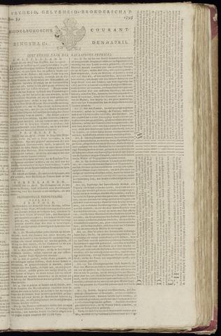 Middelburgsche Courant 1795-04-28