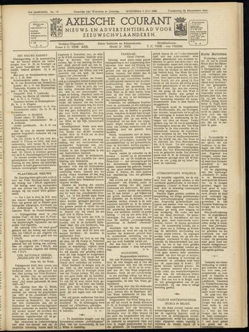 Axelsche Courant 1946-07-03