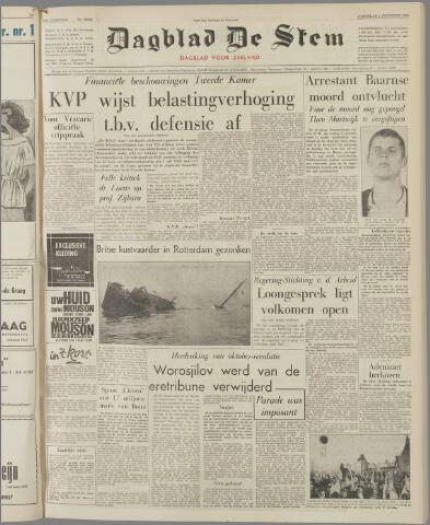 de Stem 1961-11-08