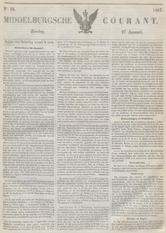 Middelburgsche Courant 1867-01-27