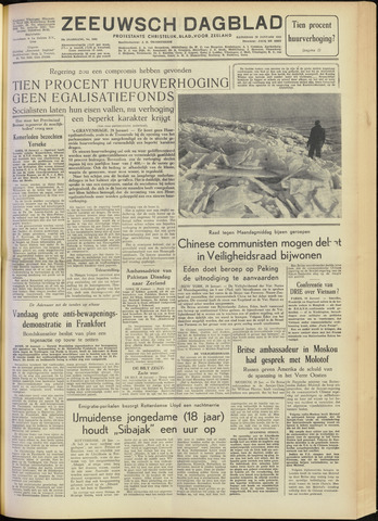 Zeeuwsch Dagblad 1955-01-29